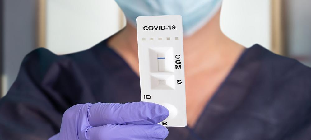 Antibody Testing for Coronavirus